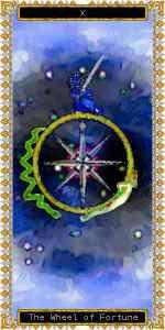 運命の環(WHEEL OF FORTUNE)