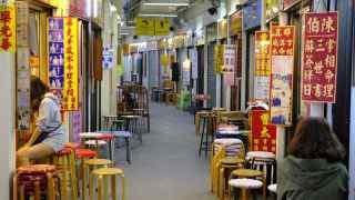 香港・黄大仙の占い街にまた行ってきました