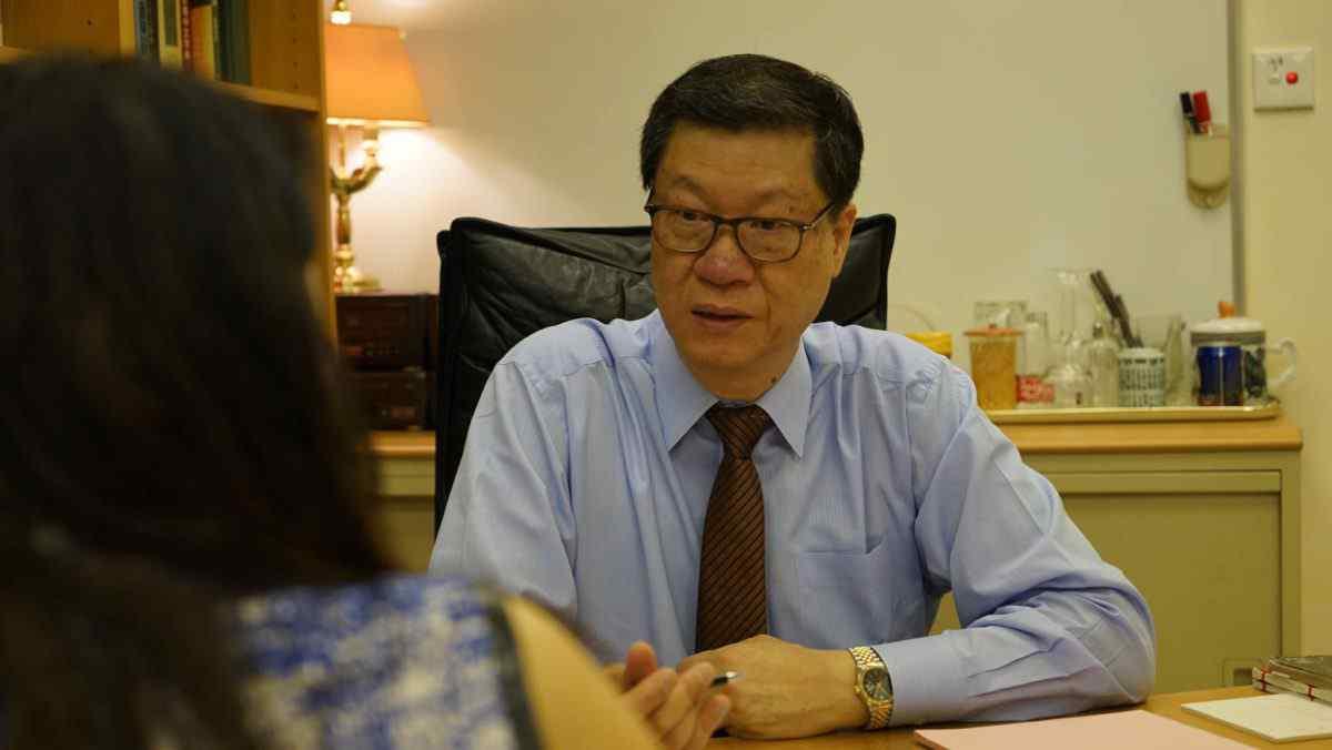 陳俊龍先生の写真