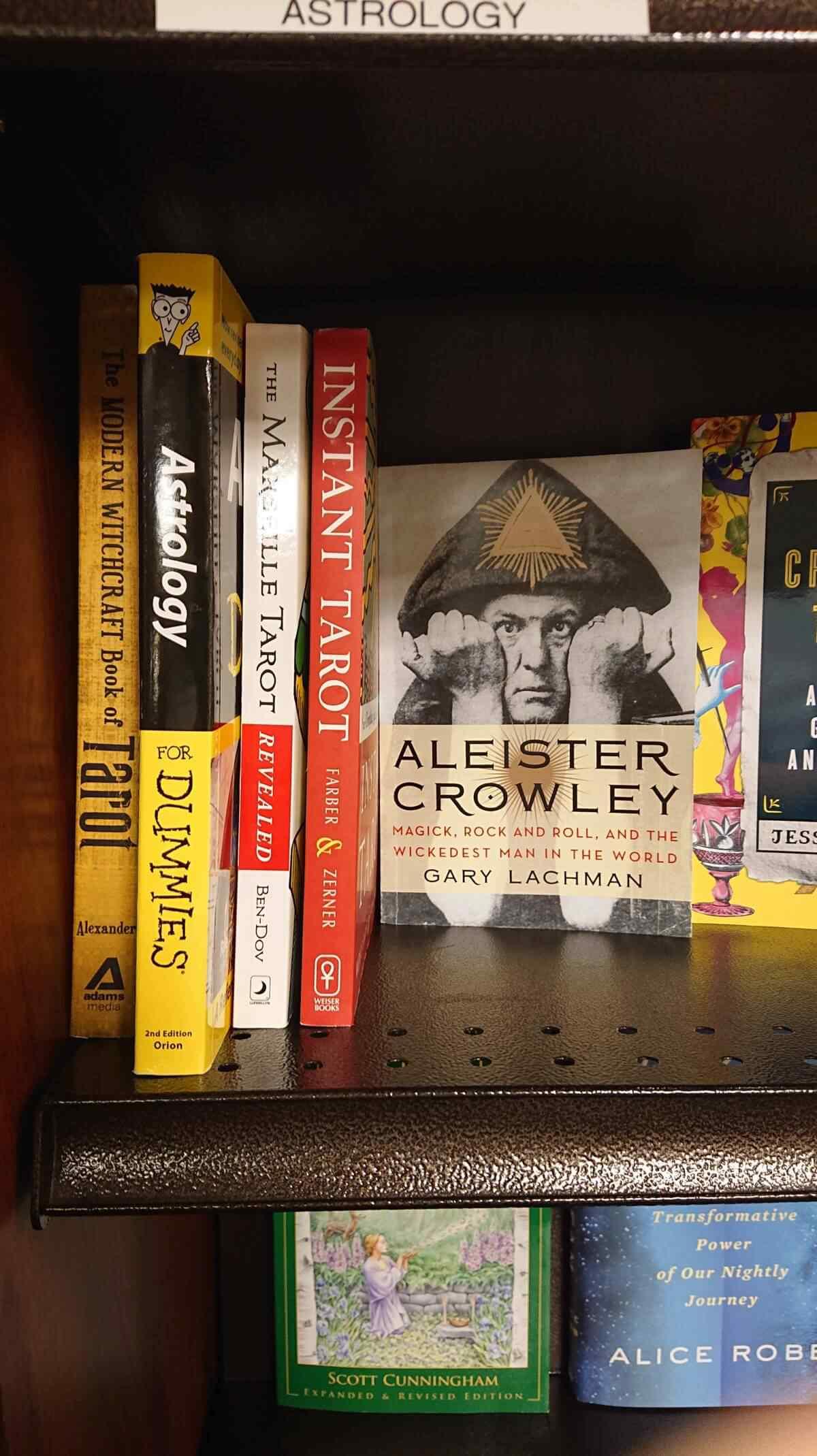 クロウリーの本